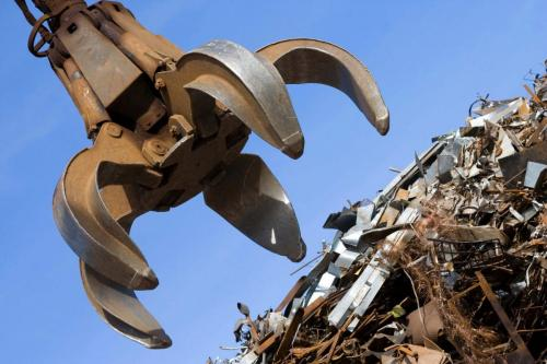 Processing-and-sales-of-scrap-metal